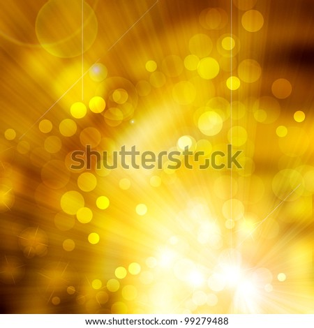 Glittering background