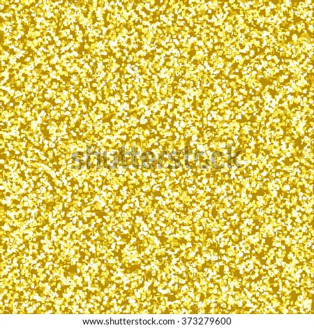 Glittering gold background - stock photo