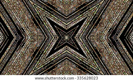 Glittering Jewel Background