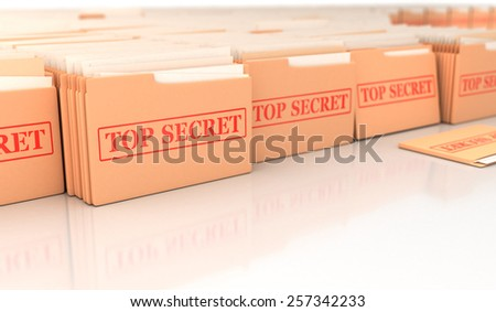 Global archive from secret files