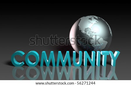 Global Community Concept of Online Forum Art