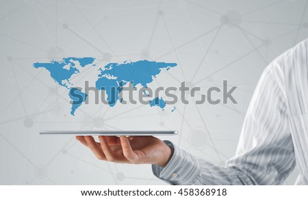 Global connection as concept