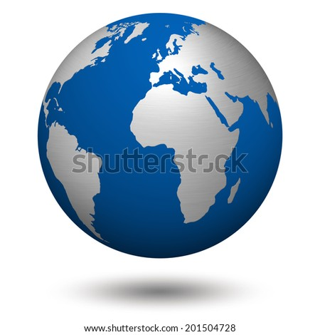 global trade - stock photo
