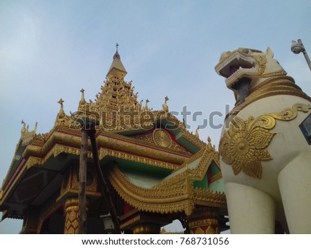 stock-photo-global-vipasanna-pagoda-mumb