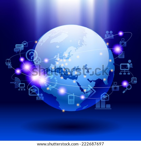 information and communication technology as bedrock The role of information technology in business success digital communication and cloud computing etc are the best examples of change which came through the.