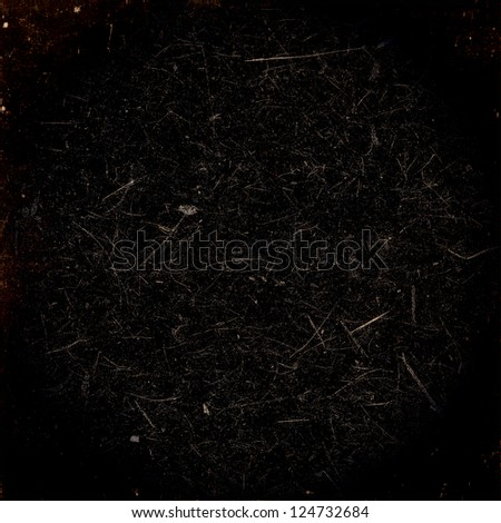 Gloomy vintage texture ideal for retro backgrounds. In dark colors - stock photo