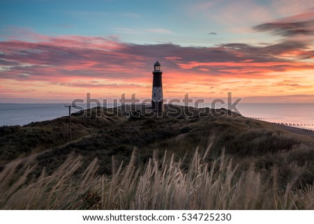 Glorious Sunrise, Spurn Lighthouse