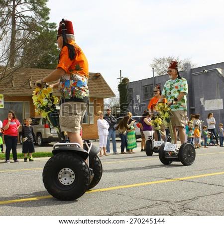 Shriner Parade Virginia Beach