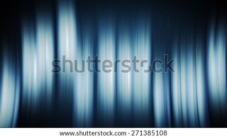 glowing blurred stripes. computer generated abstract background - stock photo