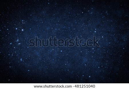 Glowing Galaxy - Elements of this Image Furnished by NASA