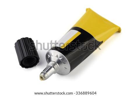 Glue - stock photo