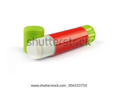 Glue stick - stock photo