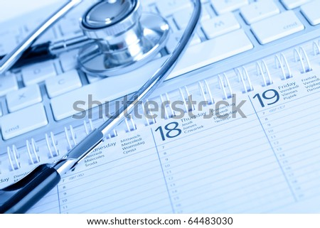 Go and see your Doctor - stock photo