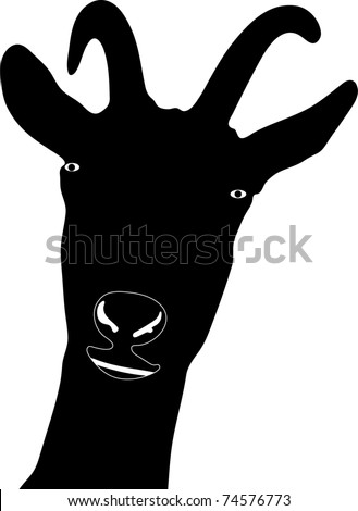Goat Silhouette Stock Images, Royalty-Free Images ...