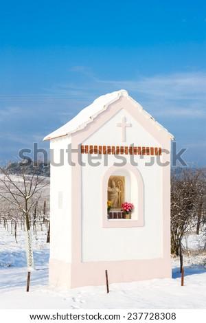 God''s torture near Hnanice, Czech Republic - stock photo