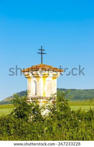 God's torture near Pavlov, Palava, Czech Republic - stock photo