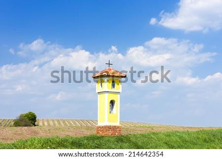 God's torture near Strachotin, Czech Republic - stock photo