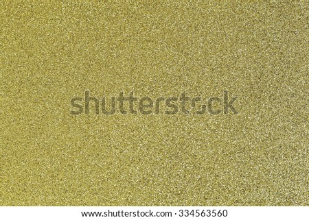 Gold abstract glitter texture background  - stock photo