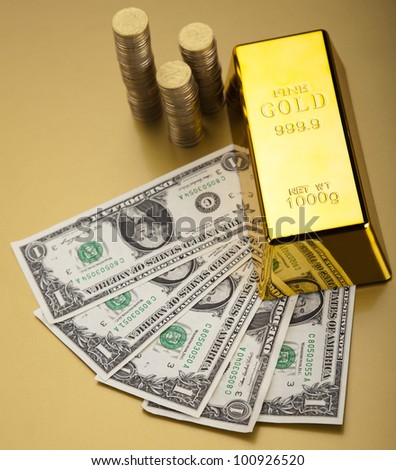 Gold and money