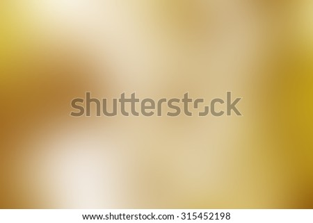 Gold and White colorful orange background - stock photo