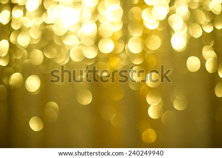 gold background  - stock photo