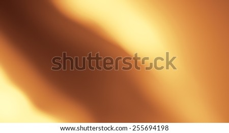 Gold background abstract soft gradients - stock photo