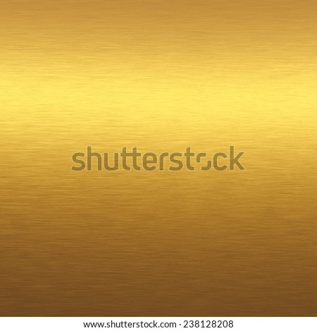 gold background decorative metal texture - stock photo