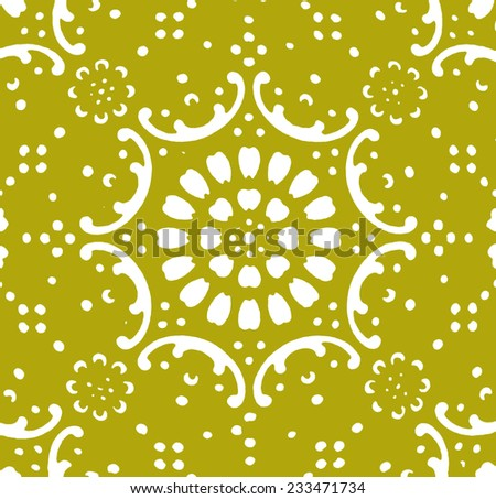 Gold background illustration on white  - stock photo