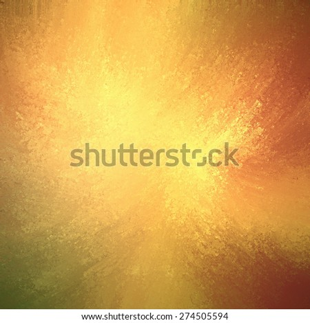 gold background image, autumn or thanksgiving colors - stock photo