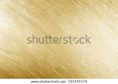 Gold background texture. Element of design - stock photo