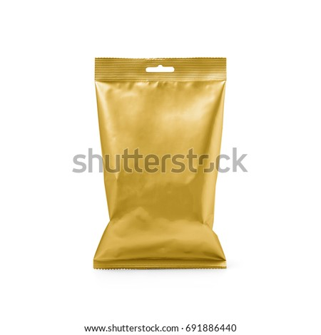 how to get food in pillow bag