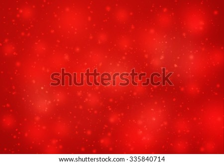 Gold glitter sparkles defocused rays lights bokeh abstract christmas background. - stock photo
