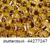 Gold Jingle Bells - stock photo