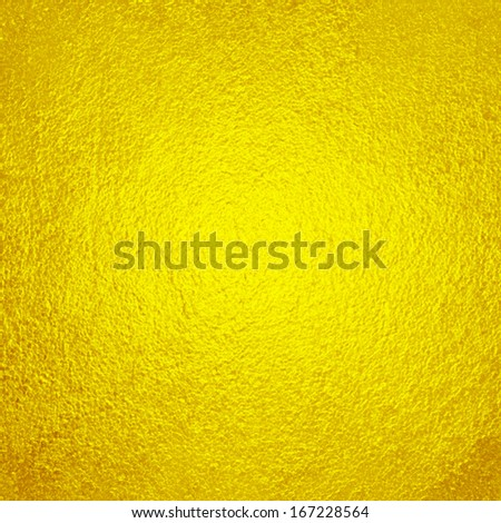 Gold  leaf  metal texture background - stock photo