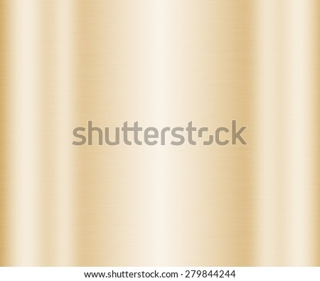 Gold metal background or gold steel texture - stock photo