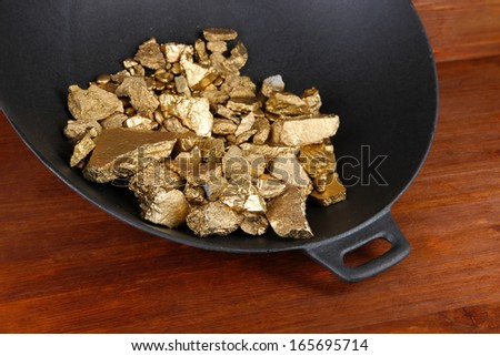 Panning For Gold Stock Photos Images Pictures