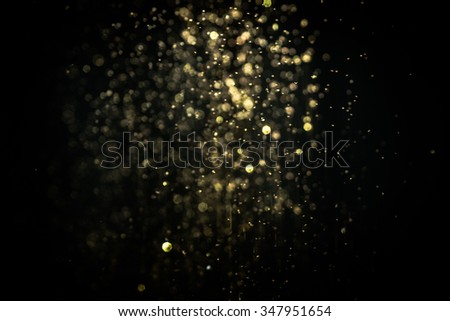 gold shining background