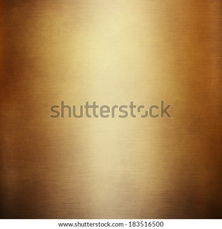 gold shiny metal  abstract background. - stock photo