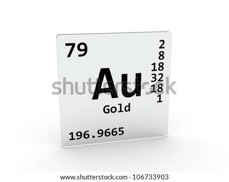 Gold symbol au element periodic table stock illustration 106733903 gold symbol au element of the periodic table urtaz Image collections