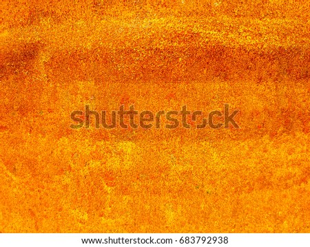 Gold texture, background with bumpy surface