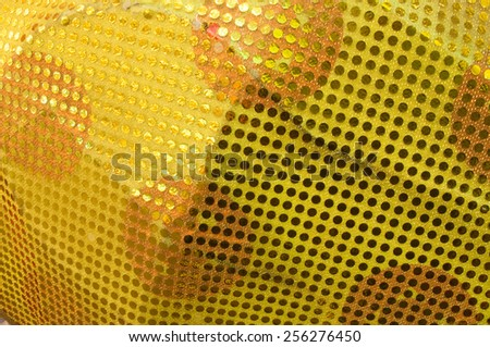 gold texture decoration detail