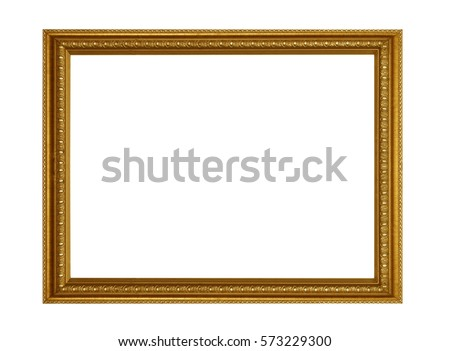 Gold Frame Border Stock Images, Royalty-Free Images & Vectors   Shutterstock