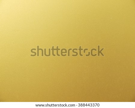 gold wall background - stock photo