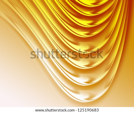 Golden abstract background modern for design