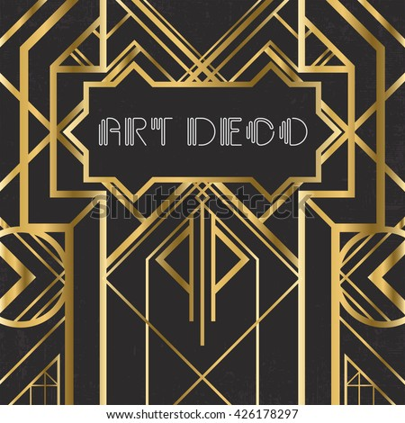 Artdeco stock images royalty free images vectors for Style retro deco