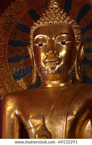 Golden Budda in Thailand