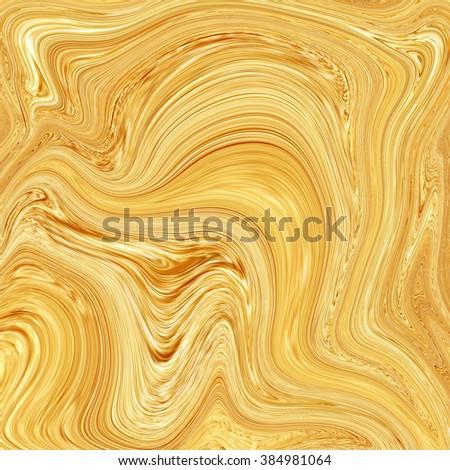 golden cement texture background, golden layer texture - stock photo