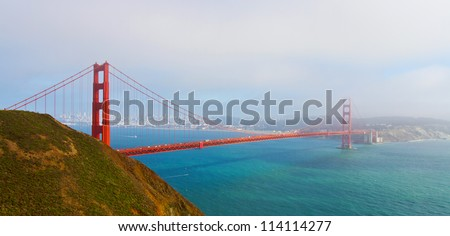 Golden Gate Bridge, San Francisco, California, USA