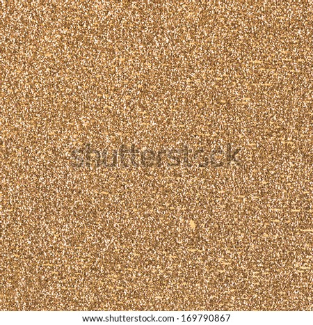 Golden Glitter Background