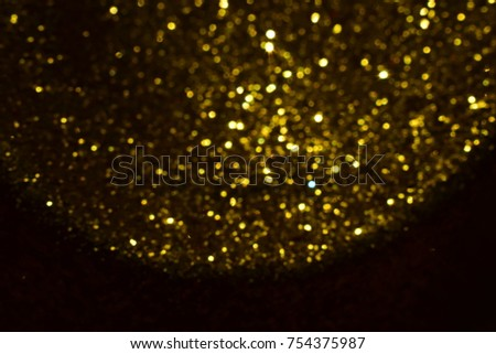 golden glitter texture christmas abstract background